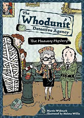 Download The Mummy Mystery #5 (The Whodunit Detective Agency) pdf