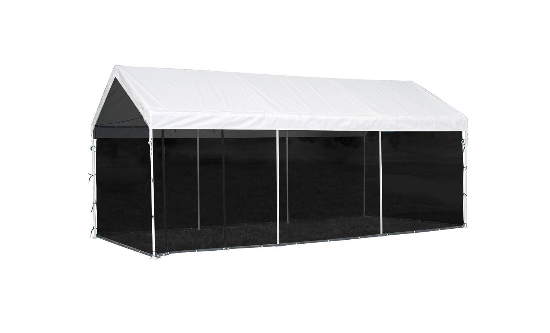 Amazon.com ShelterLogic MaxAP Screen House Enclosure Kit 10 ft. x 20 ft. ( Frame and Canopy Sold Separately) Sports u0026 Outdoors  sc 1 st  Amazon.com & Amazon.com: ShelterLogic MaxAP Screen House Enclosure Kit 10 ft ...