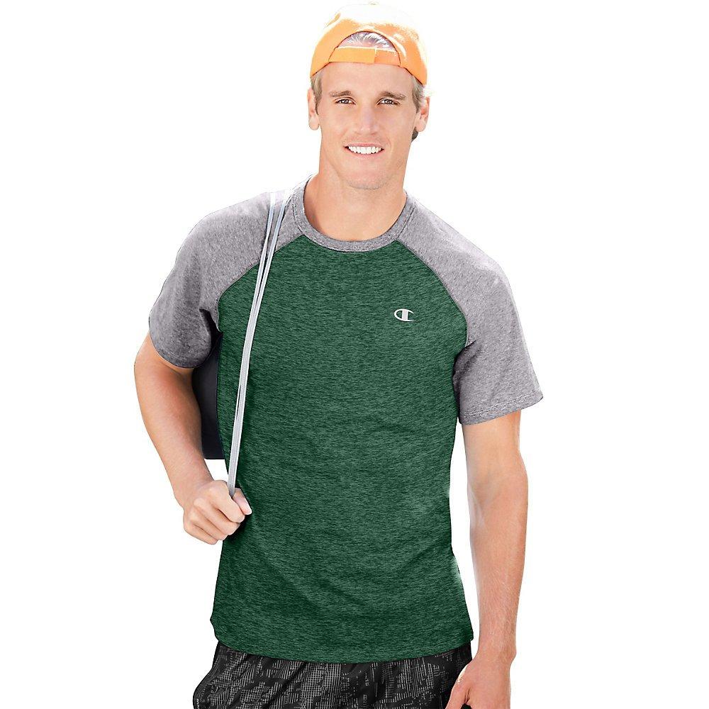 Champion Herren Nahtloser T-Shirt, Durchgehend