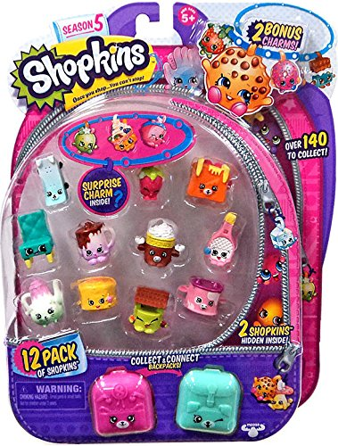 Shopkins Season 5 12 -Pack