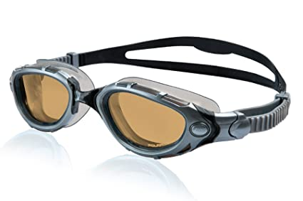 ecd64a38a2 Amazon.com   Zoggs 315627-901 Predator Flex S M- Polarized Swim ...