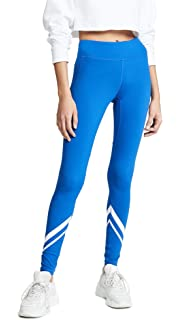 bf8913215d2668 Tory Sport Women's Chevron Full Length Leggings at Amazon Women's ...