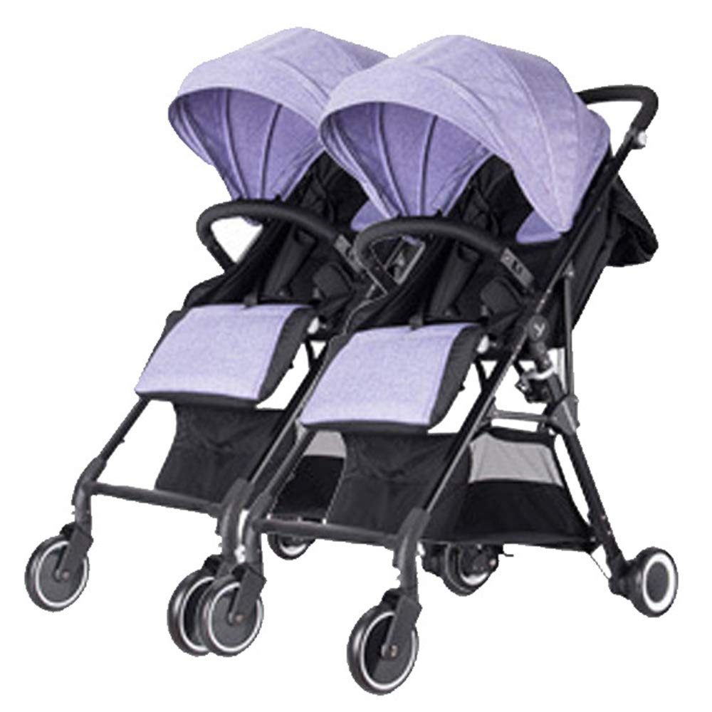 Stroller Connectors, Turn 2 Strollers into an Instant Tandem Stroller, Fits Most Strollers by ROMIRUS (Image #8)