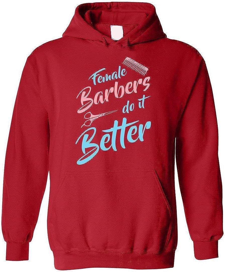 eden tee Barber Hoodie Funny Barber Gift