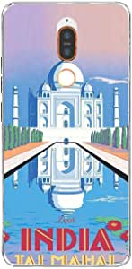 Nokia X6(2018) India Taj Mahal, Zoot Designer Phone Covers