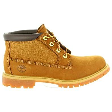Botines de Mujer TIMBERLAND A1GYM Nellie Rust Talla 38: Amazon.es: Zapatos y complementos