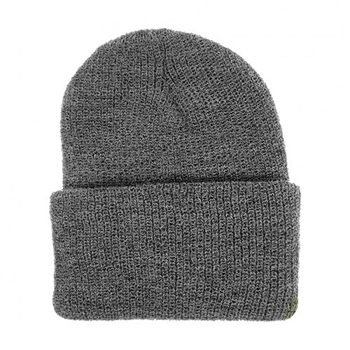 Village Hat Shop Genuine Government Issue Wool Watch Cap (Gray ... 655d967797d