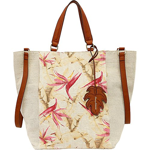 Tommy Bahama Handbags Coral Reef Convertible Tote (Birds of - Tote Paradise Of Bird