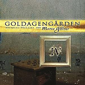 Goldagengarden 4 Hörspiel