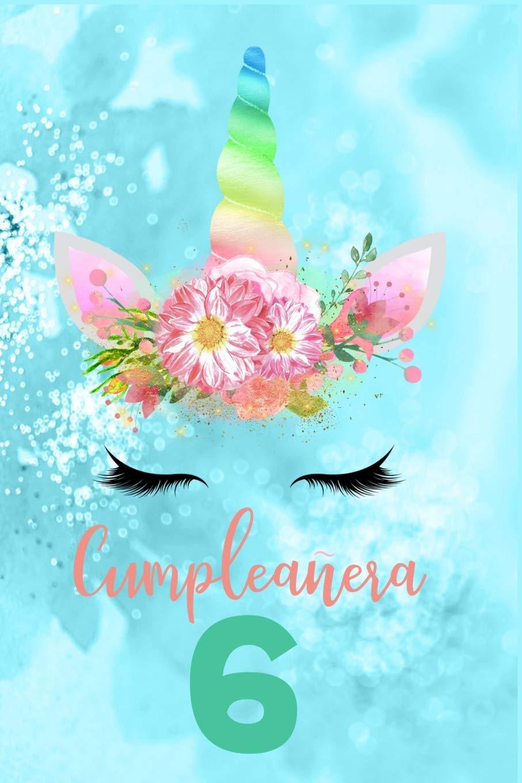 Amazon.com: Cumpleañera 6: Diario de Ninas Libreta de ...