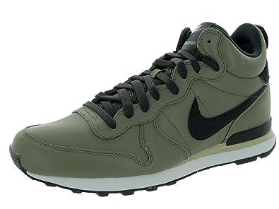 quality design d0aa0 24550 NIKE Internationalist mid QS Mens hi top Trainers 696424 Sneakers Shoes (UK  8 US 9