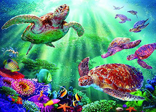 Turtle Bay 15 Piece Jigsaw Puzzle by SunsOut