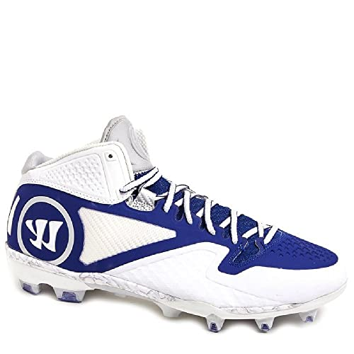 c723d6ef5 Image Unavailable. Image not available for. Color  Warrior Adonis 2.0  ADONS2WB Men s Lacrosse Cleats ...