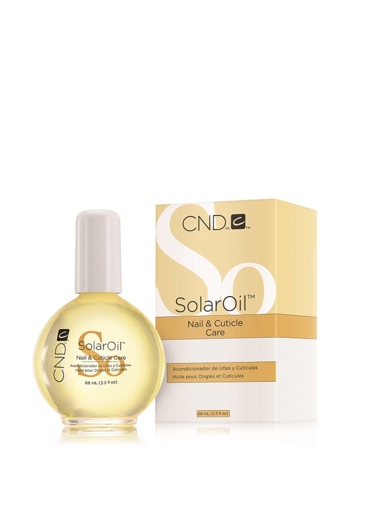 CND Solaroil, 2.3 oz.