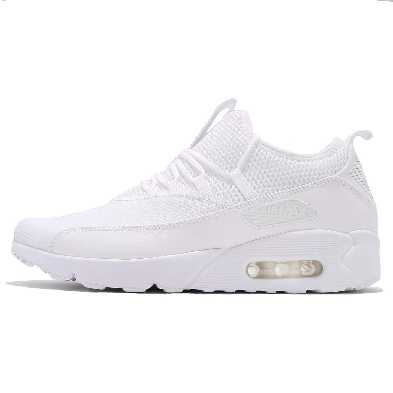 (ナイキ) エア マックス 90 EZ メンズ ランニング シューズ Nike Air Max 90 EZ AO1745-100 [並行輸入品] B07CWPSWY5 27.0 cm ホワイト/ホワイト/ホワイト