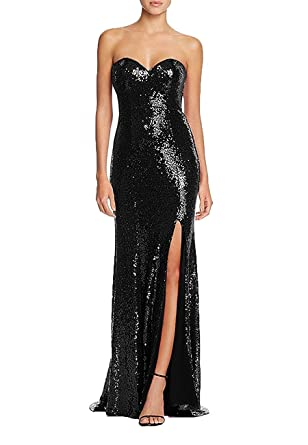 Lily Wedding Womens Sexy Sweetheart Mermaid Prom Dresses 2018 Long Formal Evening Ball Gowns With Slit