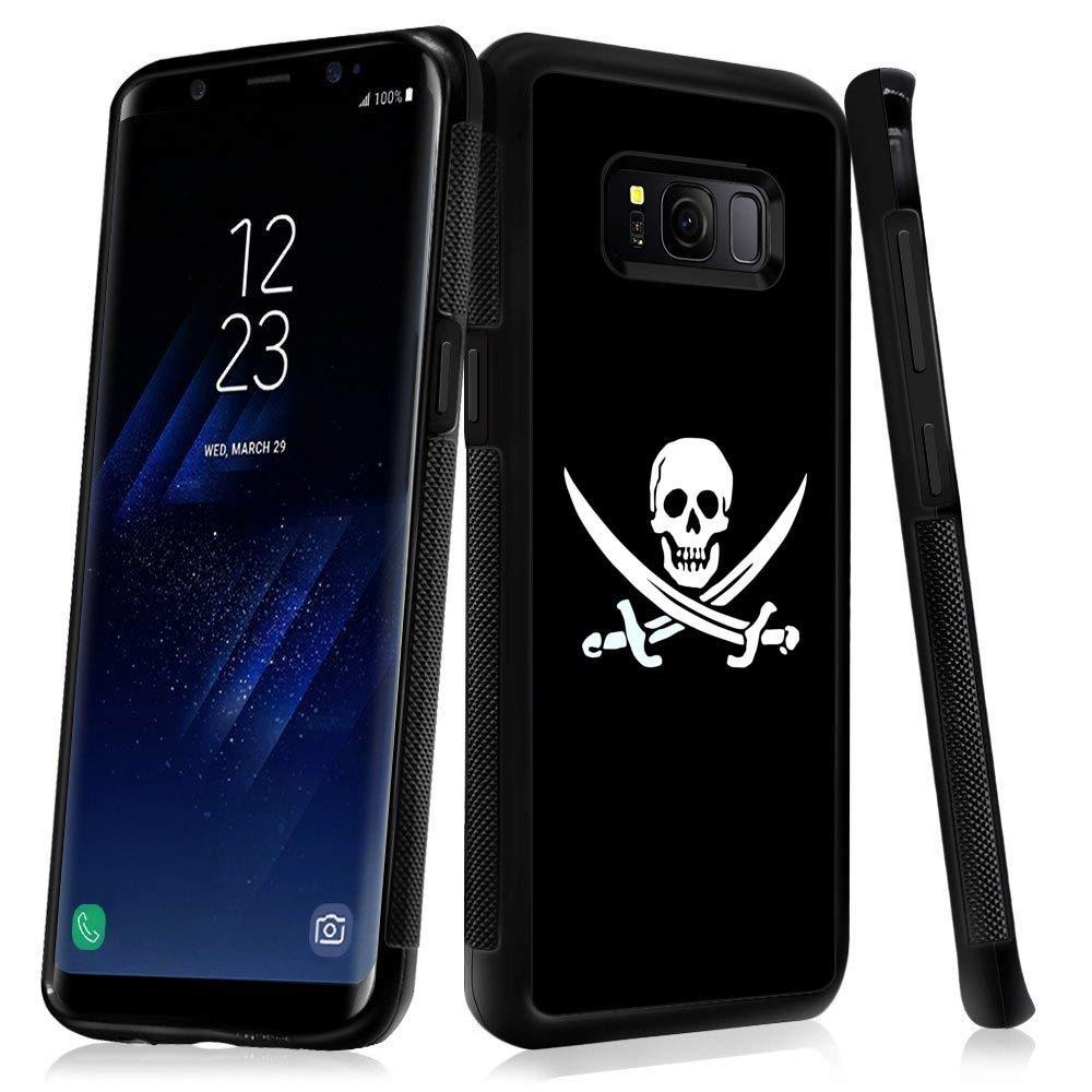 Amazoncom Obesty Black Skull Wallpaper Phone Case For