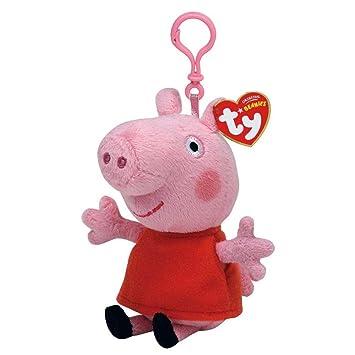 Ty Beanie Babies Peppa Pig - Clip