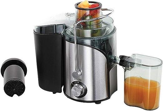 ONOGAL Licuadora centrífuga para zumos de Frutas Verduras y ...
