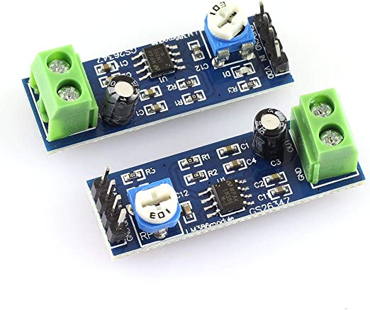 Amplifier Stereo 4x Modulo Amplificatore 3W 3W Stereo PAM8403