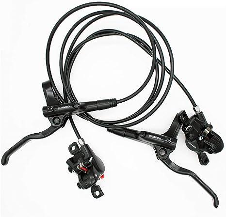 Freno hidráulico para Bicicleta MTB Shimano MT200 Freno de Disco ...