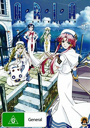 Aria The Animation | Anime | NON-USA Format | PAL Region 4 Import - Australia