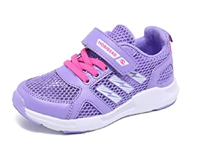 new authentic cheap prices best shoes Girls Boys Kids Trainers Hook & Loop Lace Style Breathable PE ...