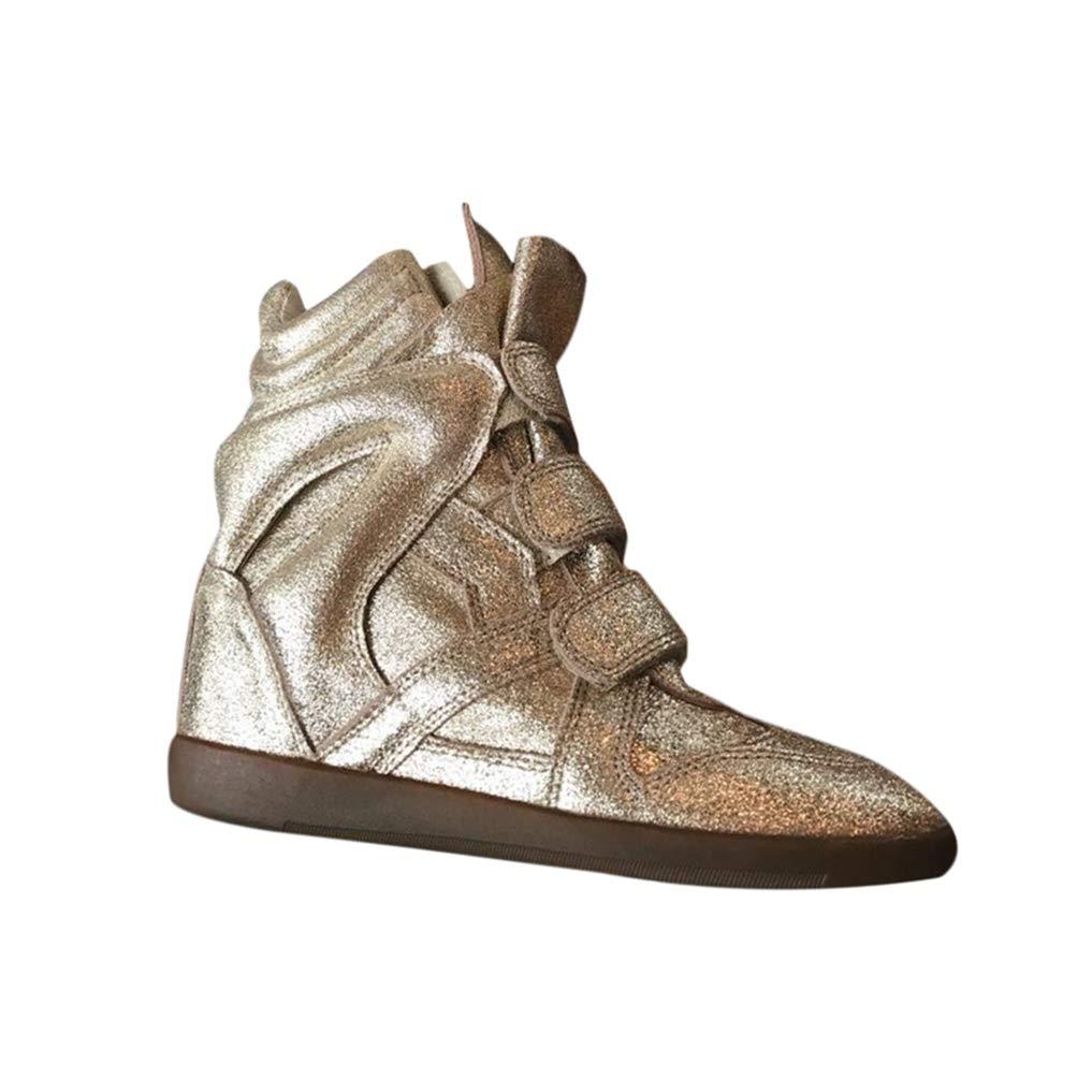 Isabel Marant Womens High Gang Fashion Sneaker