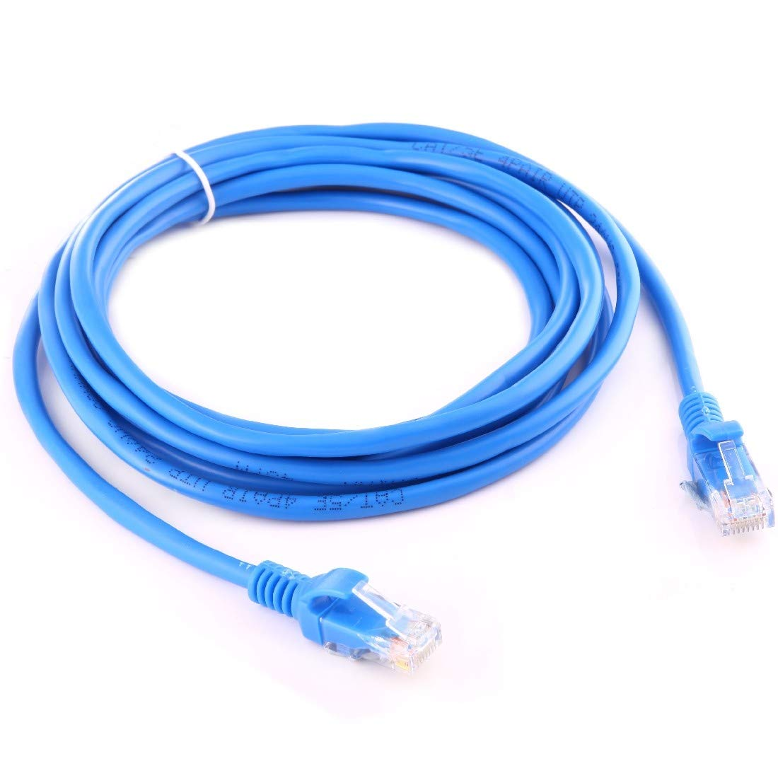 3m,24AWG Stranded Copper Conductor Multifunctional Meet Different Needs Length Cat5e Network Cable