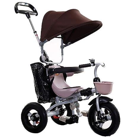 YRSTC Triciclo, infantil for niños de bicicletas plegables ...