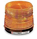 Federal Signal 141ST-120A Strobe Light Amber 120VAC