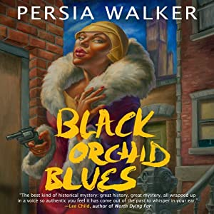 Black Orchid Blues Audiobook