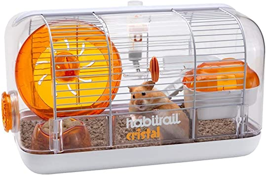 Habitrail Small Animal Cage Crystal Amazon Co Uk Pet Supplies