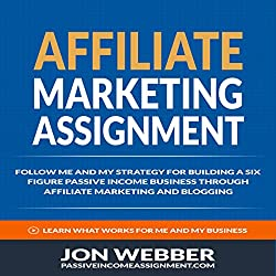 Affiliate Marketing Assignment