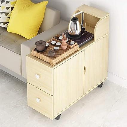 Tavolino Con Cassetti Legno.Mobile Contenitore Tavolino In Legno Massello Tavolino Con Cassetto