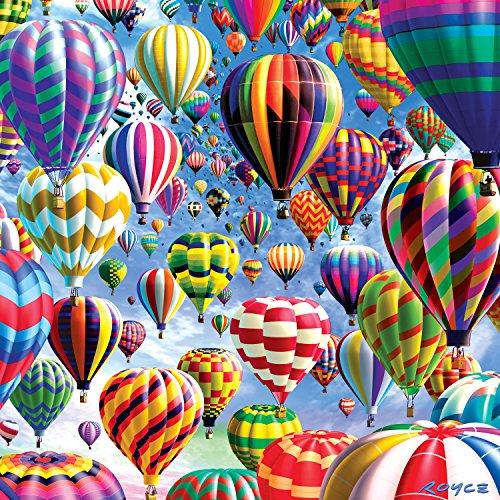 Buffalo Games Hot Air Balloons product image
