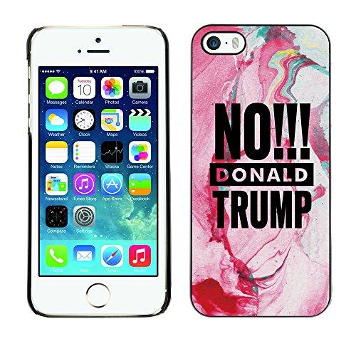 Print Motif Coque de protection Case Cover // Q04090520 Aucune Donald Trump renaissance // Apple iPhone 5 5S 5G