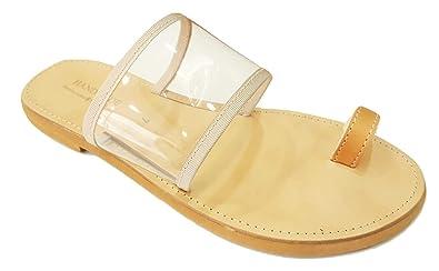 d94b804843d72 Amazon.com | Greek Leather Sandals Manto Women Handmade Ancient ...
