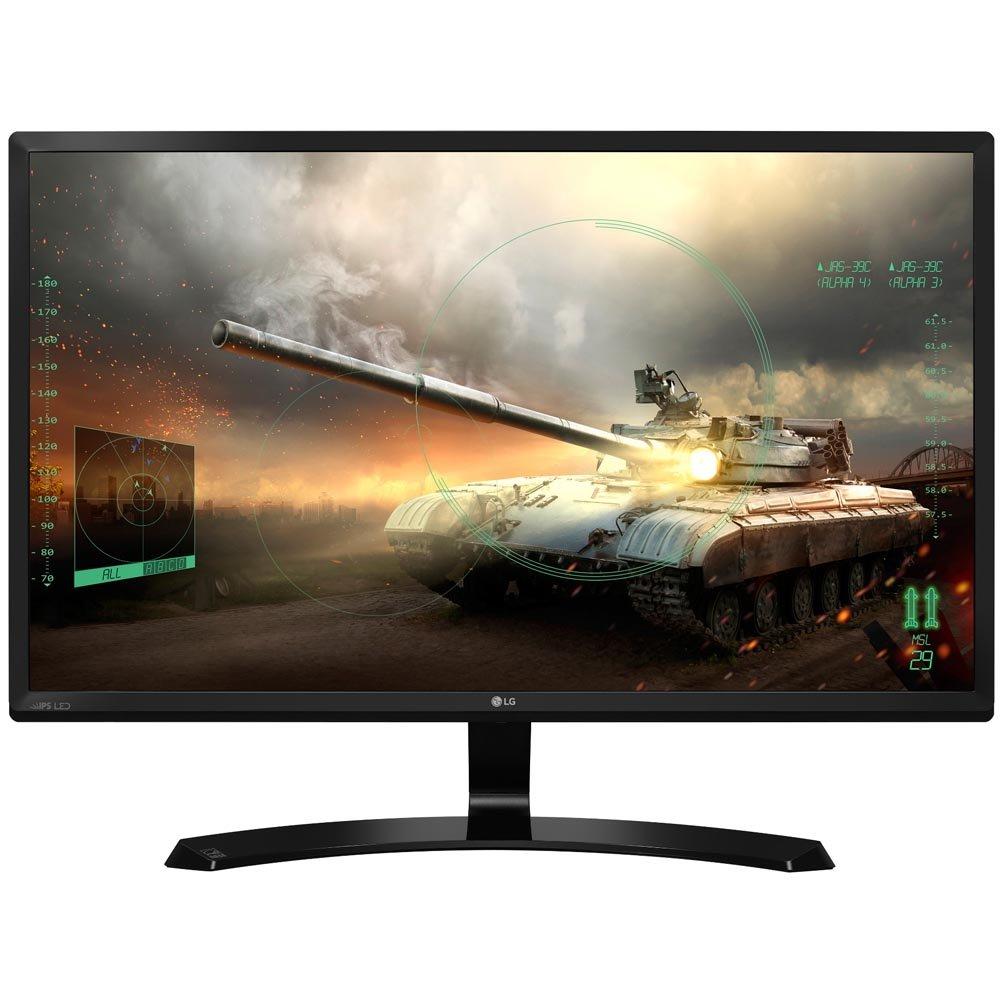 LG 27 Full HD IPS Dual HDMI Gaming Monitor – 27MP59HT-P