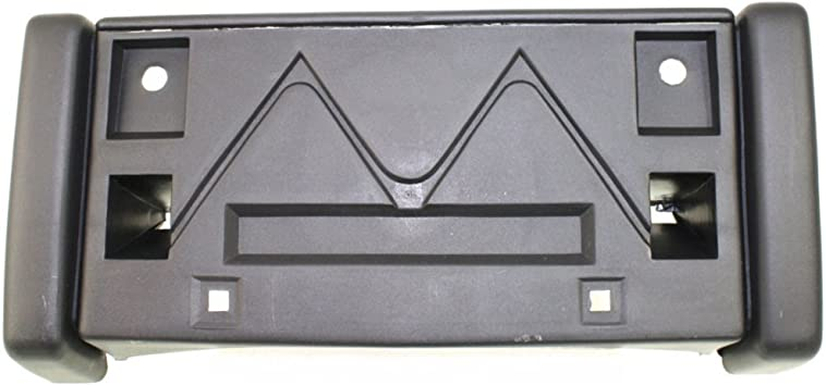 94-97 CHEVROLET S10 BLAZER LICENSE PLATE BRACKET HOLDER W//OUT MOLDING HOLES NEW