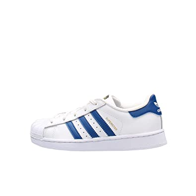 22a70e38af5 ... czech adidas junior sneakers low ba8383 superstar foundation c 29  bianco blu 953a9 8b6b0