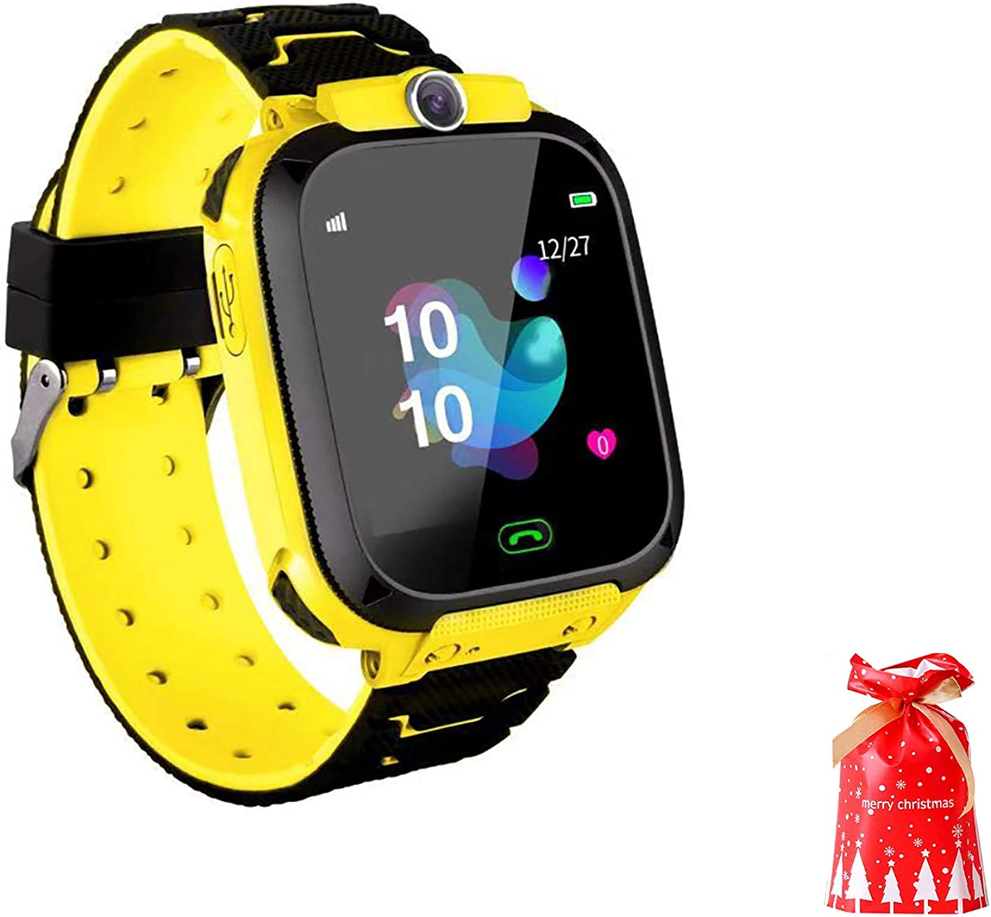 SmartWatch Niños con Localizador GPS De Los Niños contra La ...
