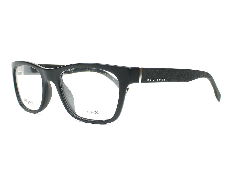 7f098c1b411 Amazon.com  Eyeglasses Boss Black Boss 832 0DL5 Matte Black  Clothing