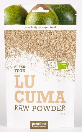 Lúcuma en polvo Ecologica PURASANA (200gr)