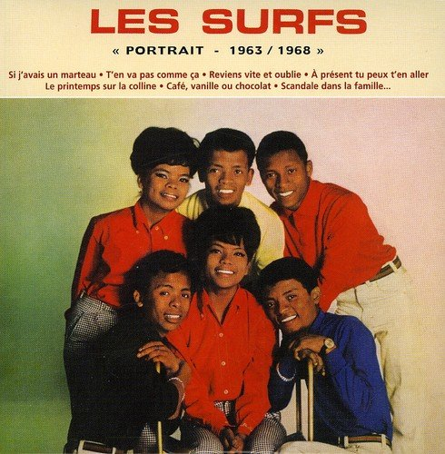 CD : Les Surfs - 1963/ 1968 [24 Titres] [remastered] (France - Import)