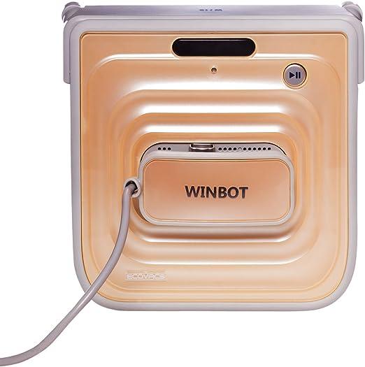 Ecovacs Winbot W710 - Robot para limpieza de cristales [Importado de Alemania]: Amazon.es: Hogar