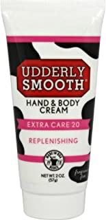 product image for Udderly Smooth Hand & Body, Extra Care 20 Cream 2 oz (Pack of 10)