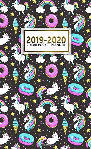 2019-2020 2 Year Pocket...