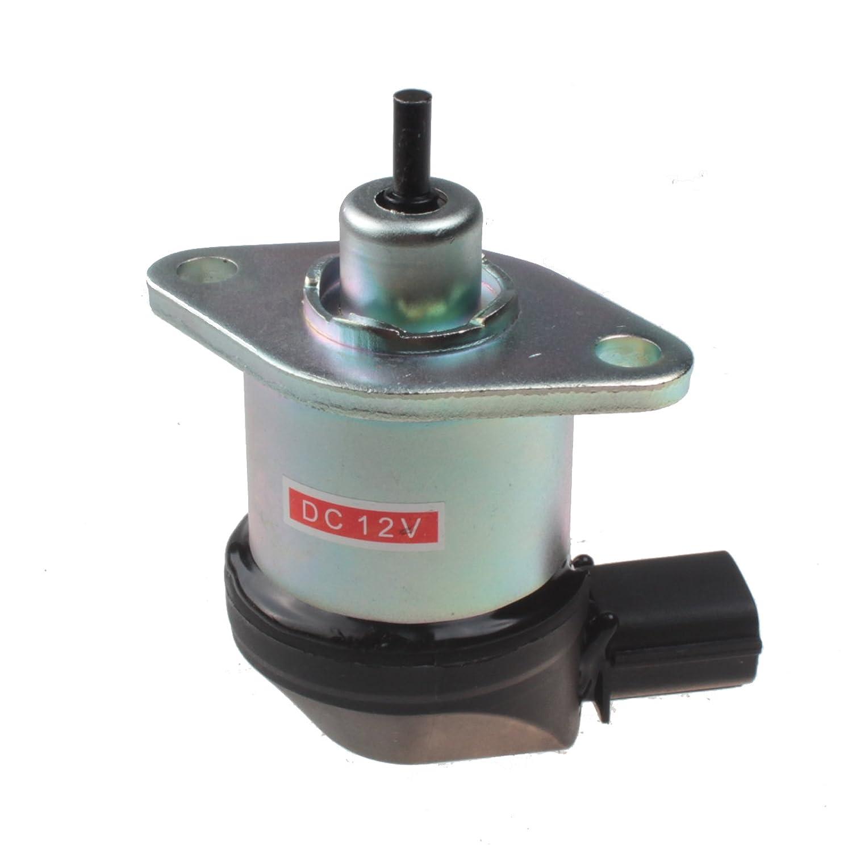 Friday Part Fuel Stop Solenoid for Kubota RTV1100CR RTV1100CW RTV-X1100 RTV-X1120 RTV1140