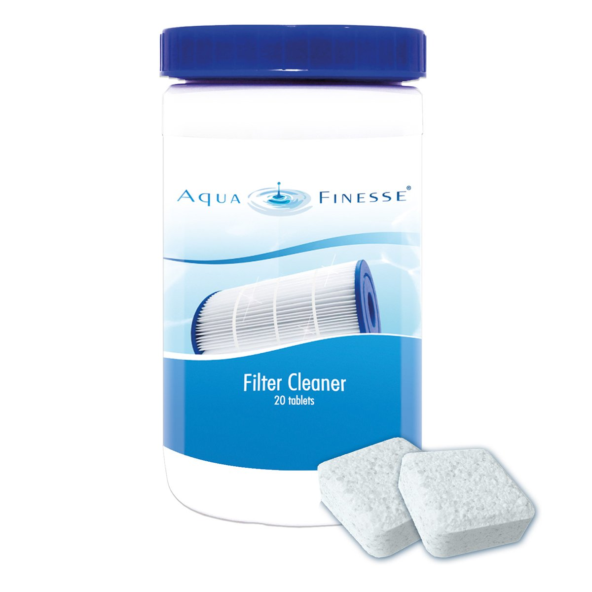 AquaFinesse Spa Filter Cleaner Bain et Confort